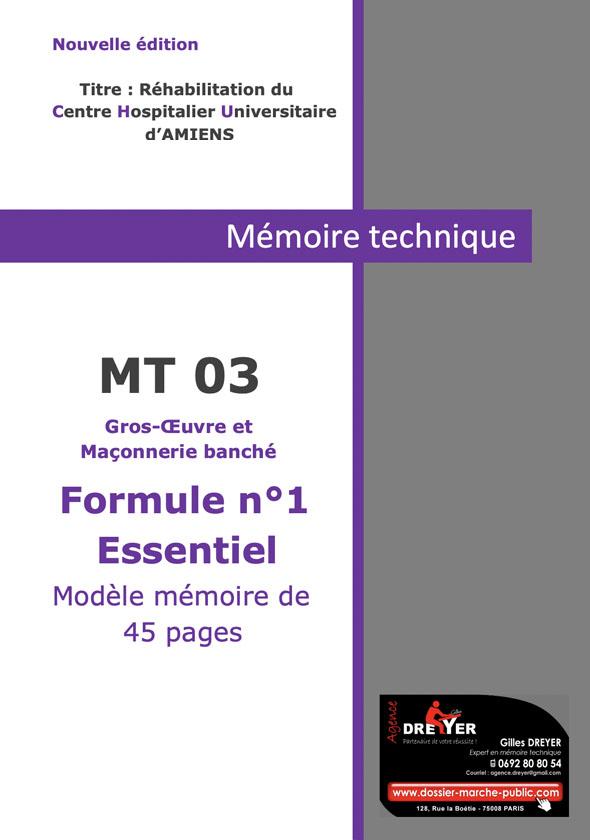 Formule 1 Essentiel BTP