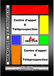 Mémoire technique centre d'appel et téléprospection - EXCELLENCE
